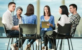 Онлайн терапевтическая группа