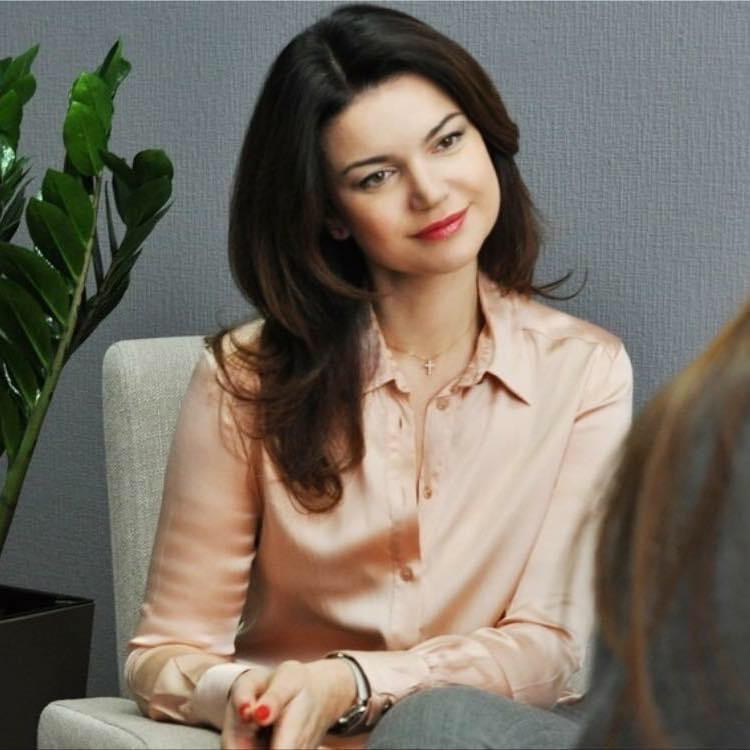 психотерапевт Мошинская